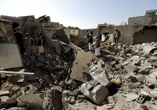 یمن در استانه فاجعه بشری قرار دارد