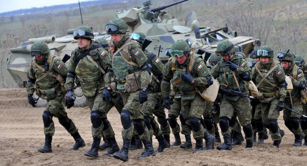 گروه بندی نظامی روسیه برای رزمایش مشترک با تاجیکستان در مرز با افغانستان