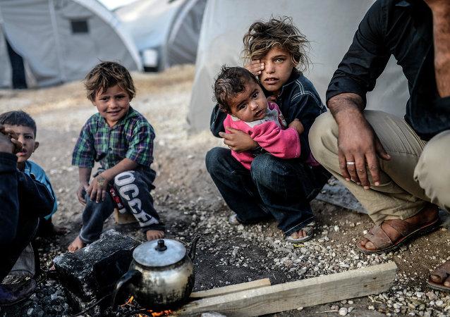 مهاجرین سوریه