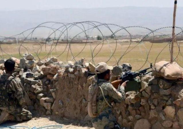 حمله طالبان بر ولسوالی غازیآباد کنر