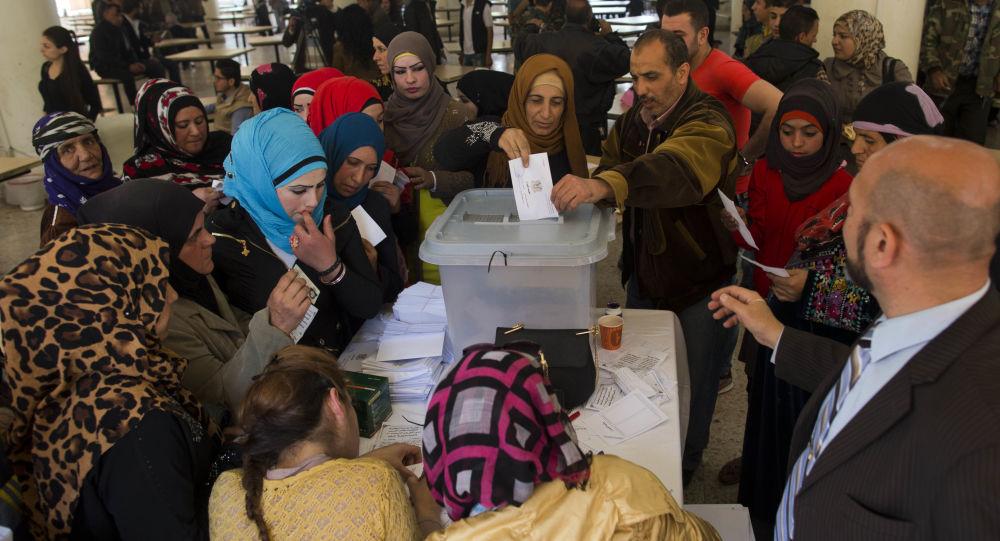 شرکت سه نامزد از جمله بشار اسد در انتخابات ریاست جمهوری سوریه