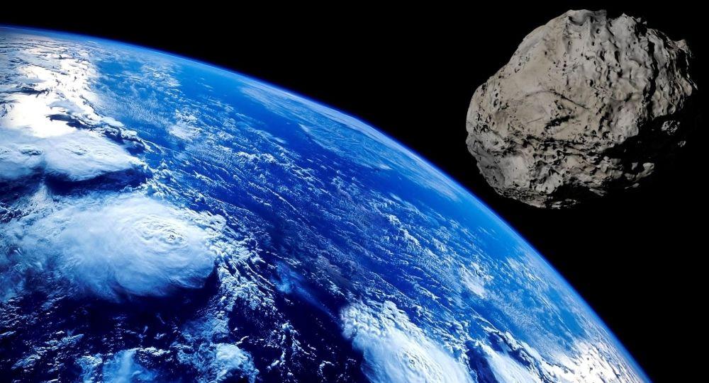 شهاب سنگ بزرگتر از هرم مصر به زمین نزدیک میشود