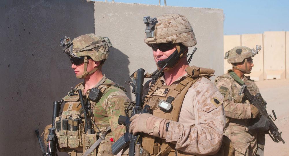 مقاومت عراق: ما خواهان بیرون شدن همه نظامیان خارجی هستیم