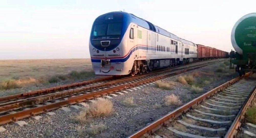 اوزبیکستان از روسیه خواسته تا در ساخت راه آهن در افغانستان مشارکت داشته باشد