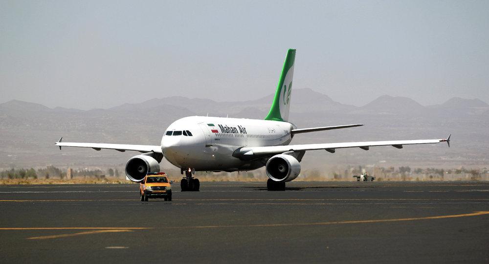 ایران پروازهای تجاری خود را با افغانستان از سر گرفت