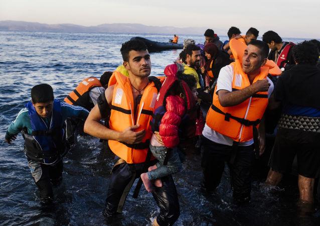 یونان: اجازه نمیدهیم موج پناهجویان افغان به مرز های ما برسد