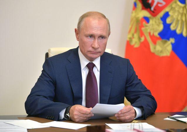 پوتین: در جنگ قرهباغ بیش از چهار هزار نفر کشته شدند