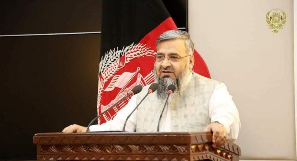 محمد قاسم حلیمی، سرپرست وزارت ارشاد، حج و اوقاف
