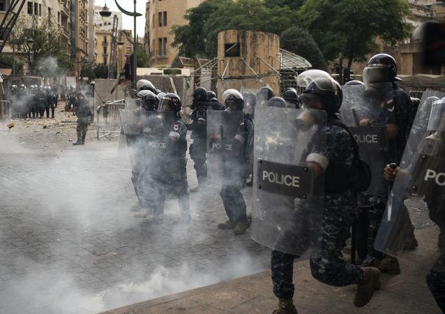 تیراندازی در پایتخت لبنان