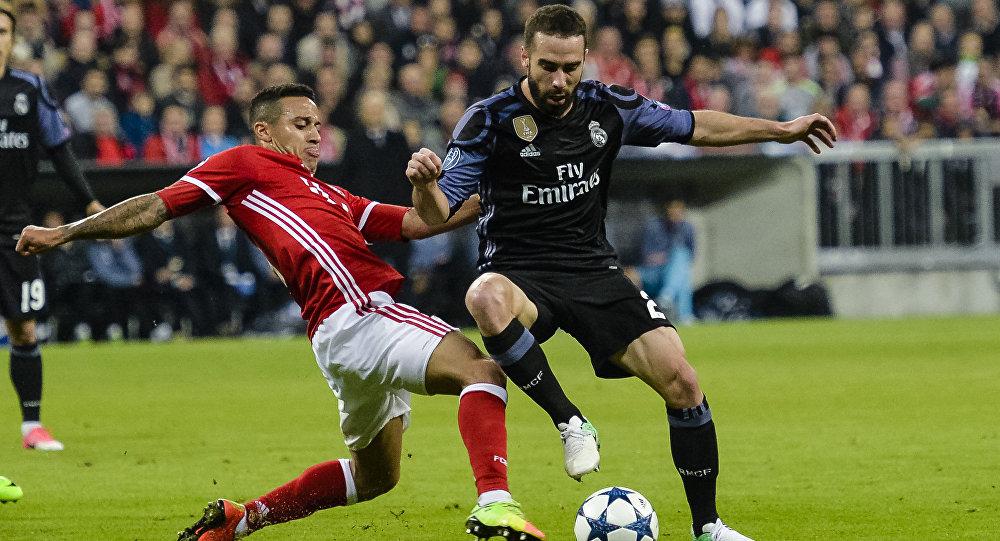 Матч Бавария – Реал Мадрид