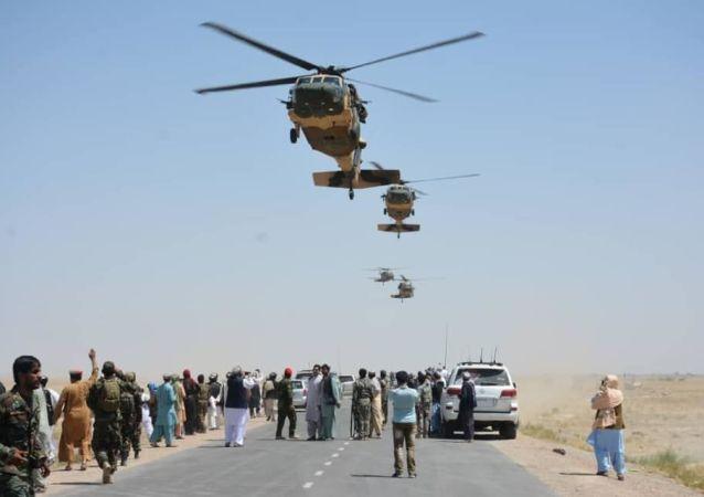 اعلامیه وزارت دفاع ملی افغانستان در پیوند به رزمایش نیروهای ملی دفاعی و امنیتی در سپین بولدک کندهار