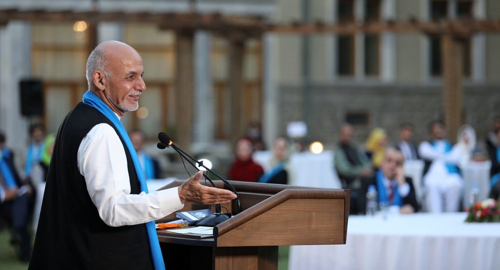 غنی خطاب به جوانان: شما رهبران و مدیران آیندۀ افغانستان هستید