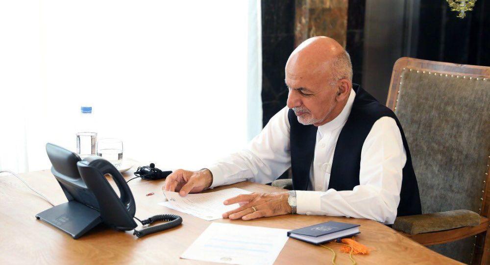 رئیسجمهور غنی فرمان تشکیل شورای عالی جوانان را صادر کرد