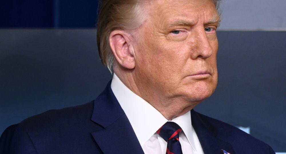 ترامپ: درصورت پیروزی بایدن در آمریکا انقلاب میشود