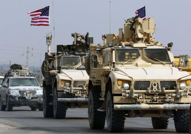 انفجار در مسیر کاروان ائتلاف امریکایی در عراق