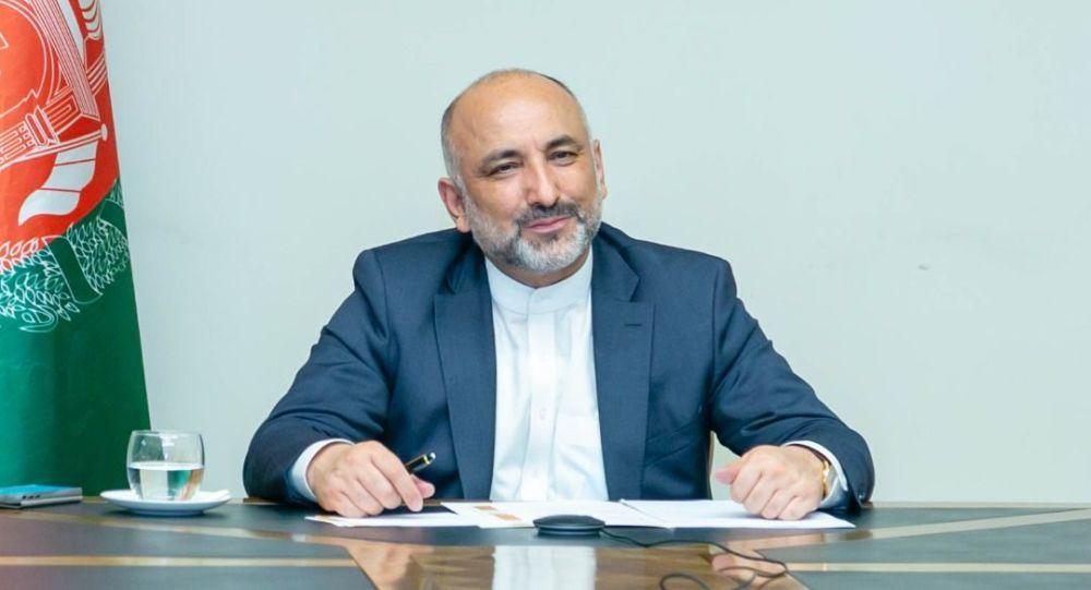 اتمر:تهدید تروریزم بینالمللی هنوز در افغانستان باقیاست