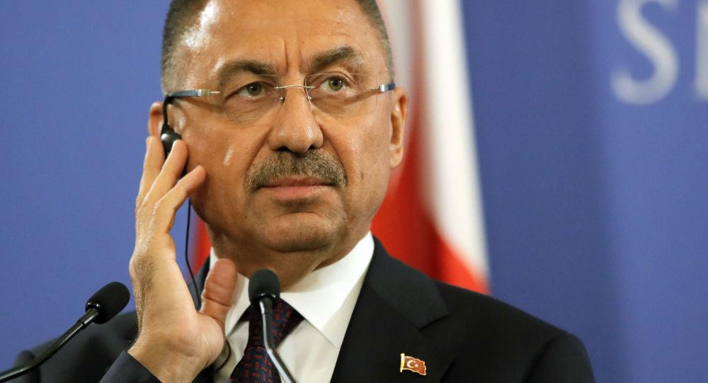 معاون اردوغان خواست ترکیه از دولت جدید امریکا را اعلام کرد