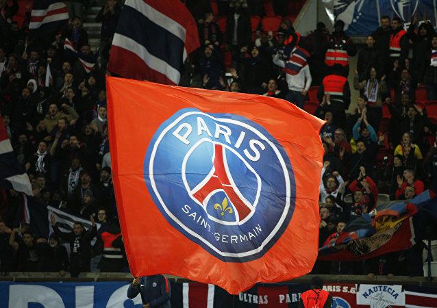 PSJ klubunun bayrağı
