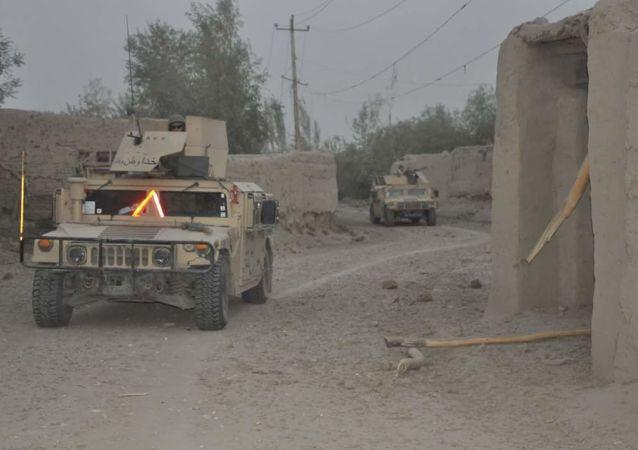 پنج تن غیر نظامی بر اثر برخورد یک هاوان در زابل جان باختند