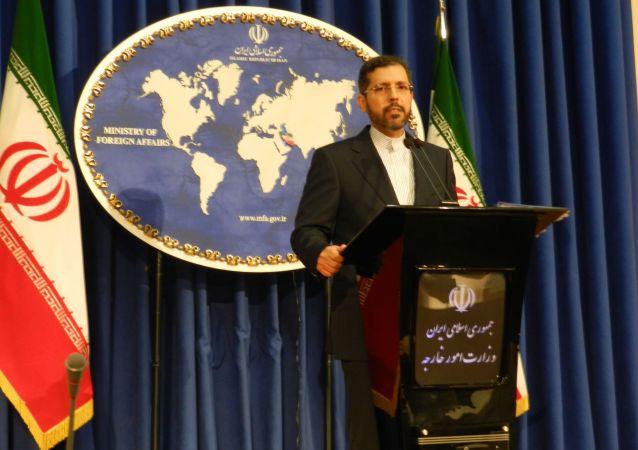 ایران: نمیتوان امریکا را در مذاکرات صلح بیطرف دانست