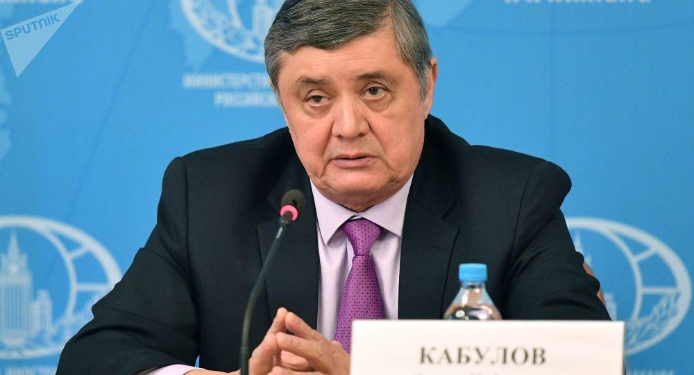 نتیجهگیری روسیه درمورد سفر غنی به امریکا: واشنگتن کابل را به مذاکره با طالبان تشویق میکند