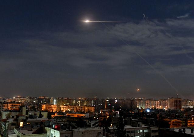حمله هوایی اسرائیل به سوریه کشته و زخمی برجا گذاشت