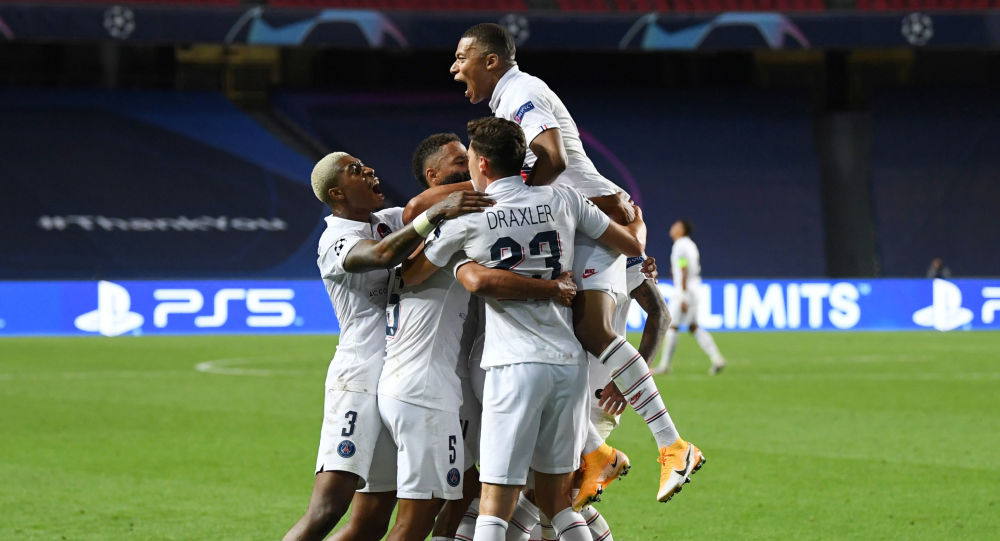 UEFA Şampiyonlar Ligi çeyrek finalinde Atalanta'yı üç dakikada bulduğu gollerle 2-1 yenen Paris Saint-Germain, tur atladı.