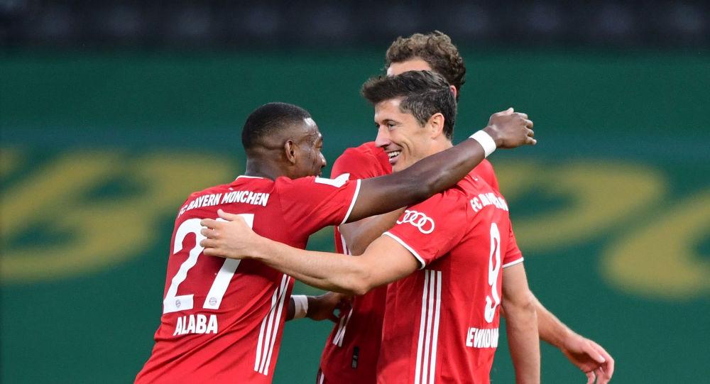 Bayer Leverkusen vs. Bayern München, 04.07.2020