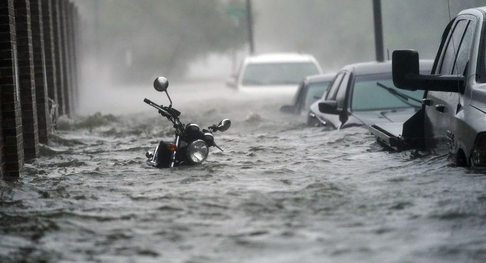 طوفان آیدا سواحل لوئیزیانا را درنوردید