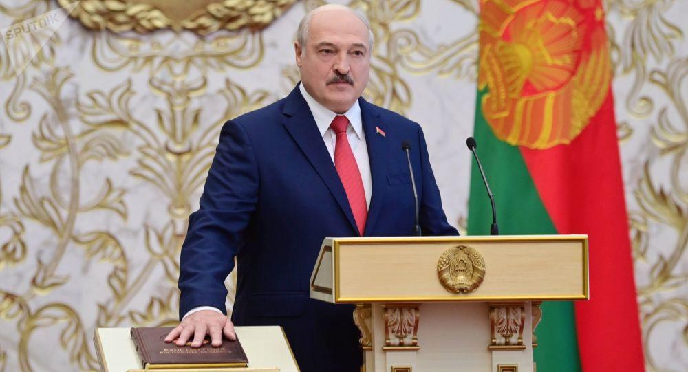 لوکاشنکو: بلاروس آماده کمک در بازسازی افغانستان است