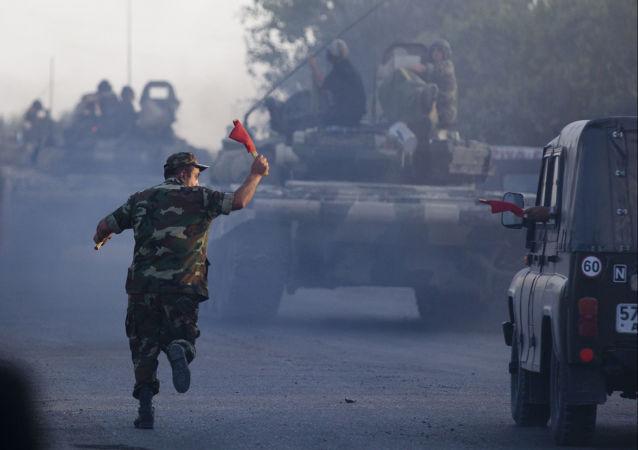 ارتش آذربایجان وارد منطقه کلبجر شد