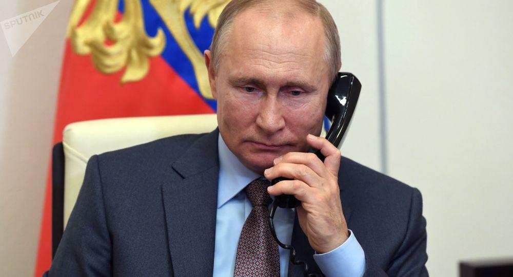 جزئیات گفتگوی تلفونی پوتین با نخستوزیر ارمنستان اعلام شد