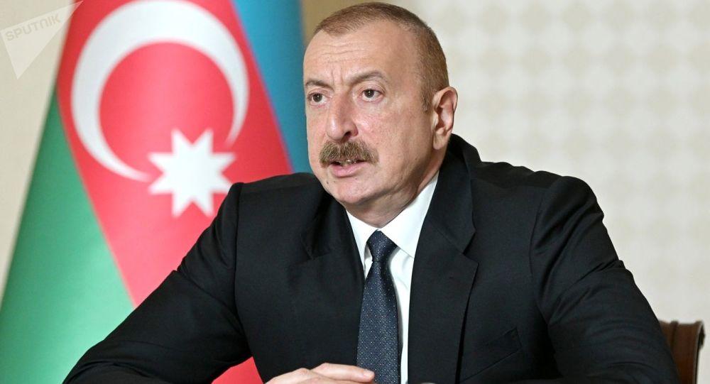 علیاف: نیروهای آذربایجانی کنترول شهر مهم شوشا در قرهباغ را بدست گرفتند