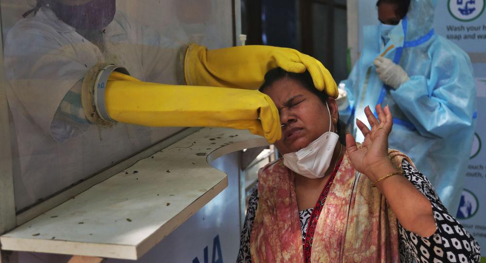 جدیدترین آمار مبتلایان به کرونا در هند