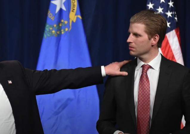 تهدید جمهوری خواهان کنگره از سوی پسر ترامپ