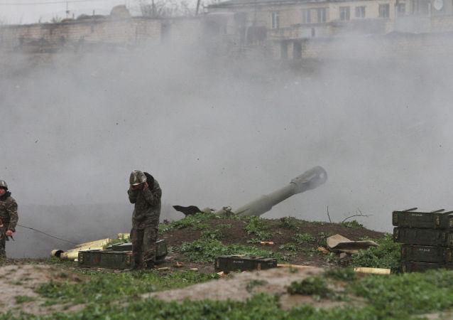 ارزیابی نقش پوتین در حل و فصل درگیری در قرهباغ