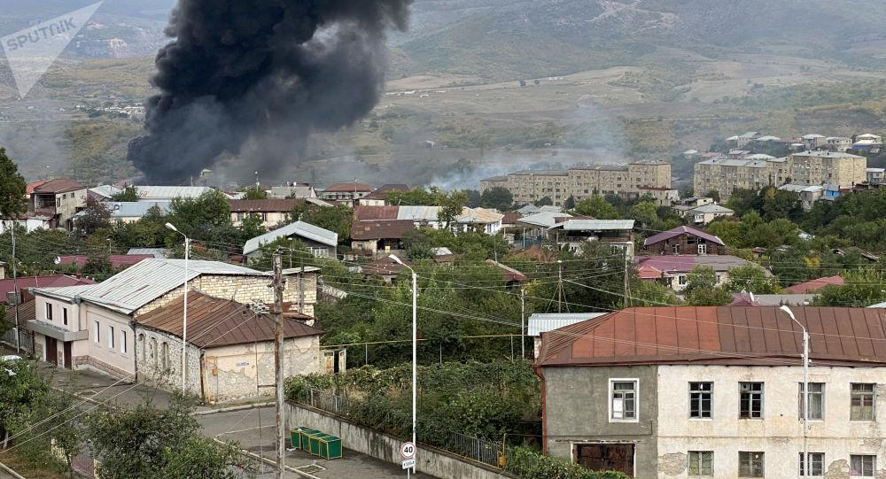 روسیه، فرانسه و امریکا خواستار اعلام آتشبس فوری در قرهباغ شدند