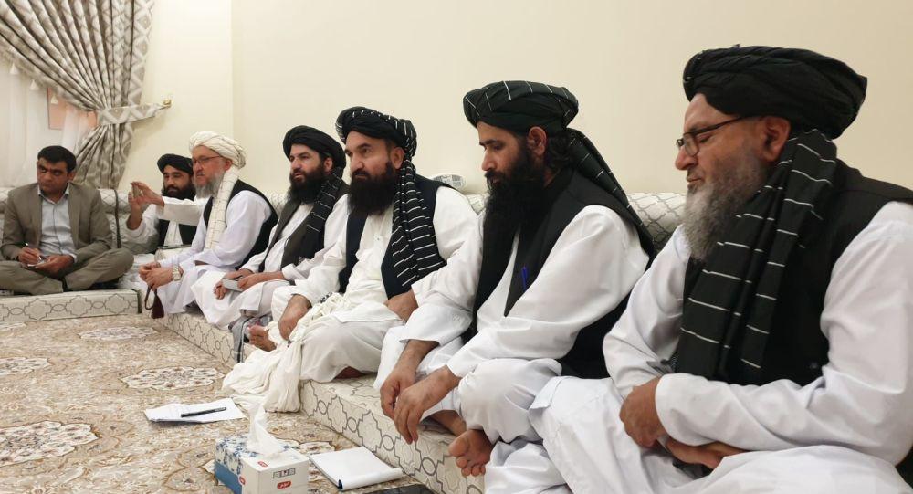 دیدار نماینده طالبان با فرستاده ویژه جدید آلمان برای افغانستان در دوحه