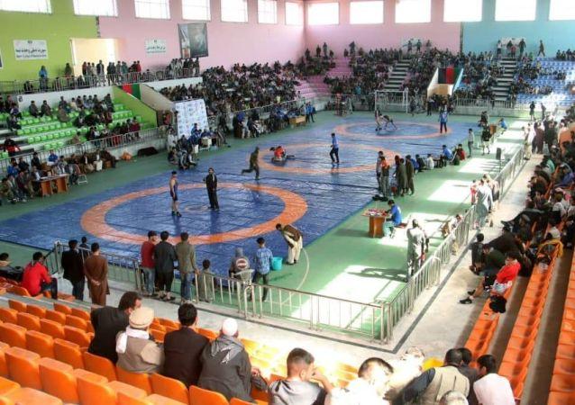 مسابقات ورزش پهلوانی بخش زون مرکز