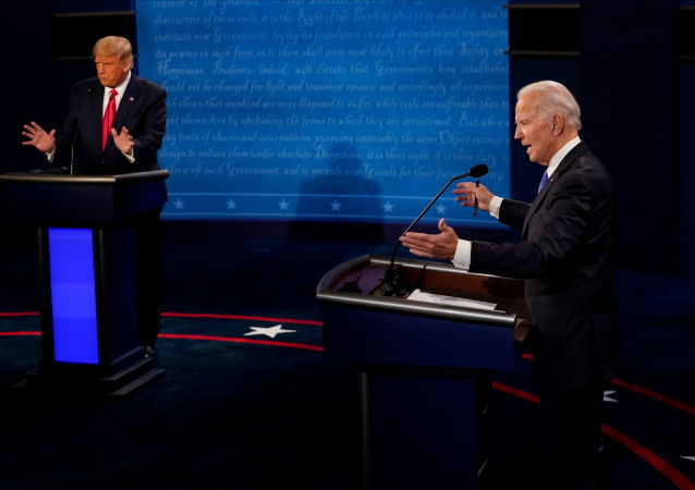 بایدن: ترامپ وظیفه رئیس جمهوری را درست انجام نمی دهد