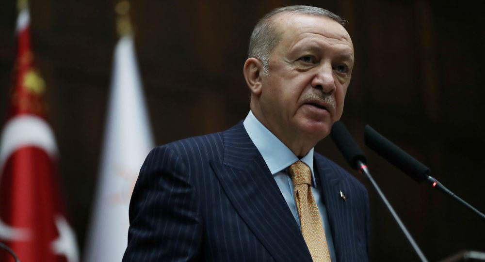 اردوغان: ما خود را یک بخش اروپا حساب میکنیم