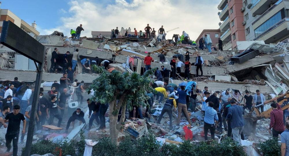 شمار جانباختگان زلزله در ترکیه افزایش یافت