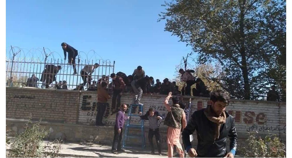 واکنش طالبان به حمله بر دانشگاه کابل
