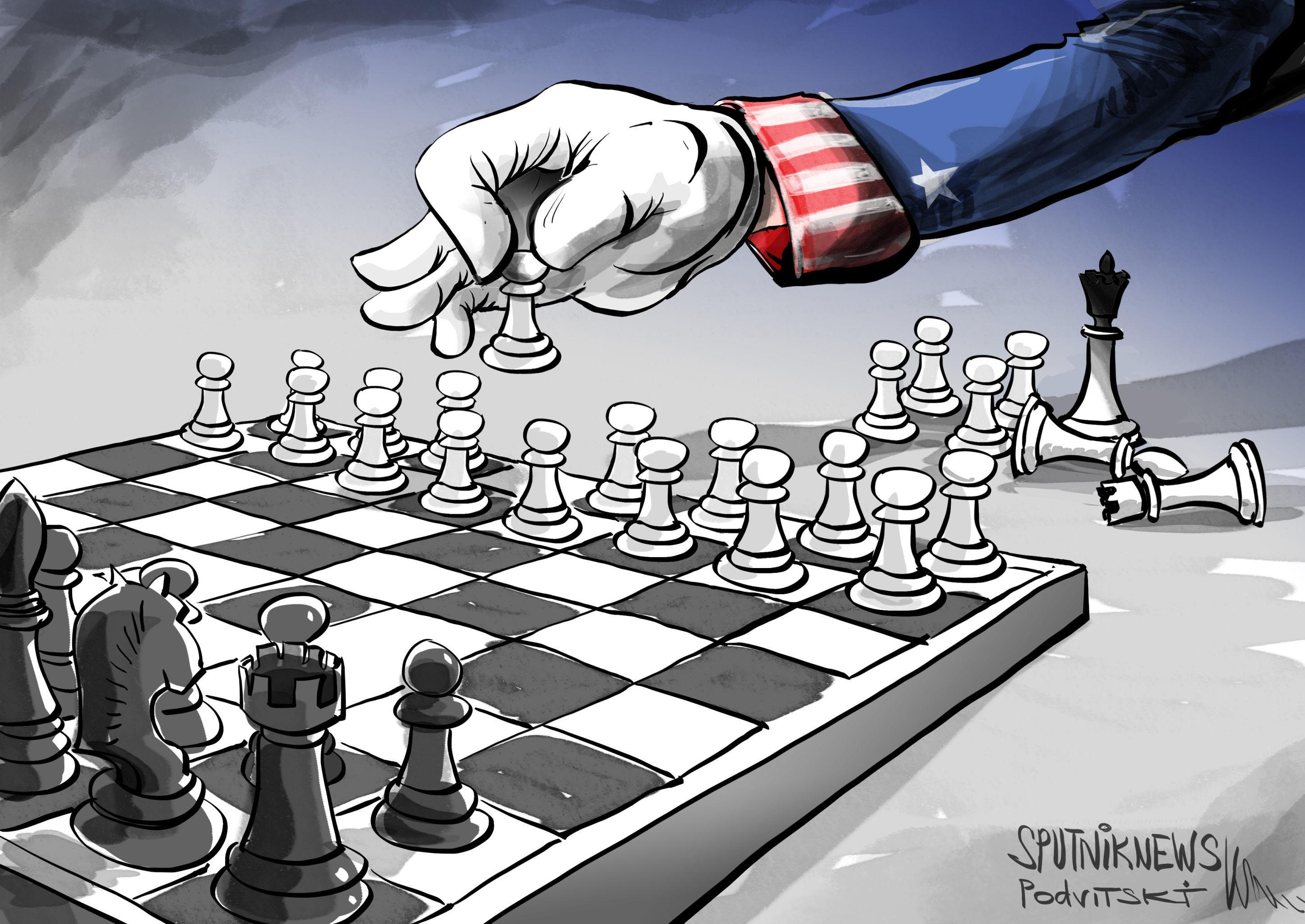 اقدامات محرم پنتاگون برای مقابله با روسیه