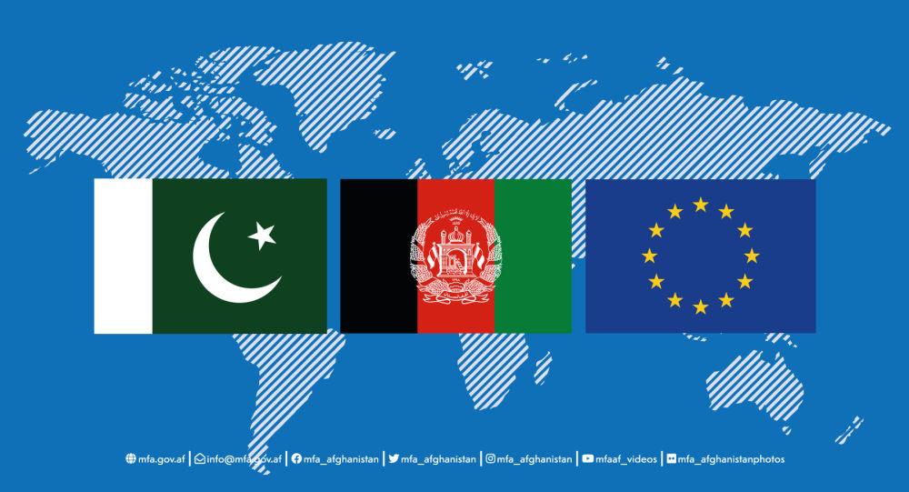 دولت افغانستان از بیانیه مشترک اتحادیه اروپا-پاکستان در مورد افغانستان استقبال کرد