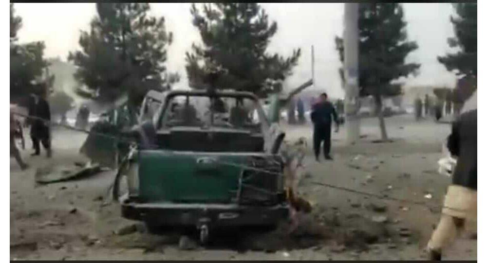 وقوع یک انفجار در حومه کابل