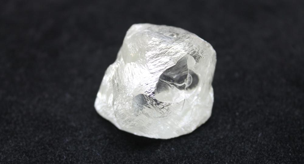 پیدا شدن یکی از بزرگترین الماسهای جهان در بوتسوانای افریقا