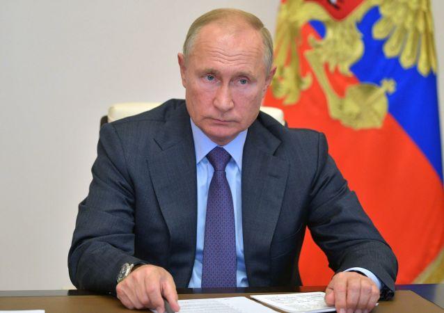 پوتین: بیانیه مشترک 9 نوامبر در خصوص قره باغ سبب جلوگیری از خونریزی و تثبیت اوضاع در قره باغ شد