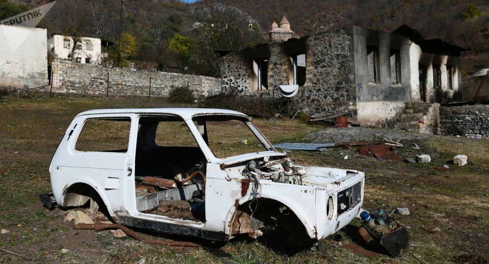 آذربایجان مهلت خروج ارامنه از کلبجر را تمدید کرد