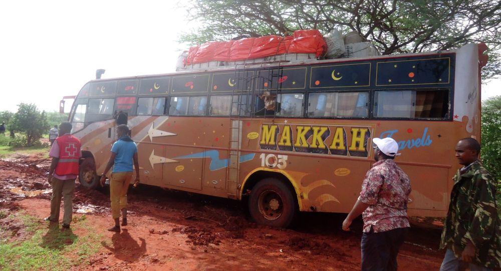 کشتهشدن ۳۴ مسافر در نتیجه حمله افراد مسلح به یک بس در اتیوپی
